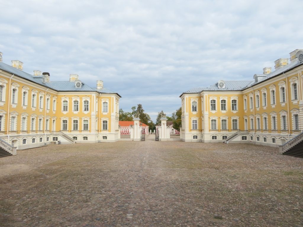 Rundale palace day trip from riga latvia things to see and do baltic states road trip european palaces similar to versailles