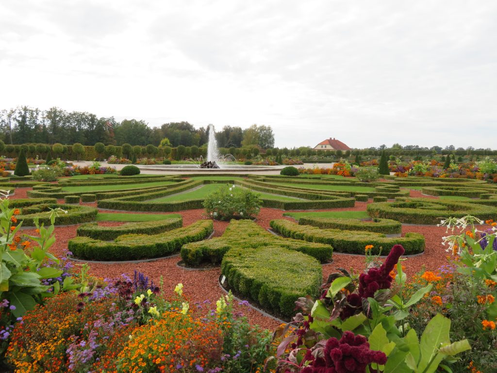 Rundale palace gardens day trips from riga latvia baltic states similar to versailles autumn september