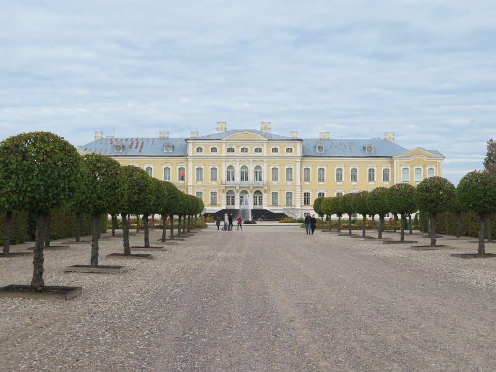 rundale palace latvia day trip review is it worth it