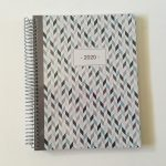 SHP Planners Review (Horizontal Weekly Planner) Including Pen Testing & Video Walkthrough