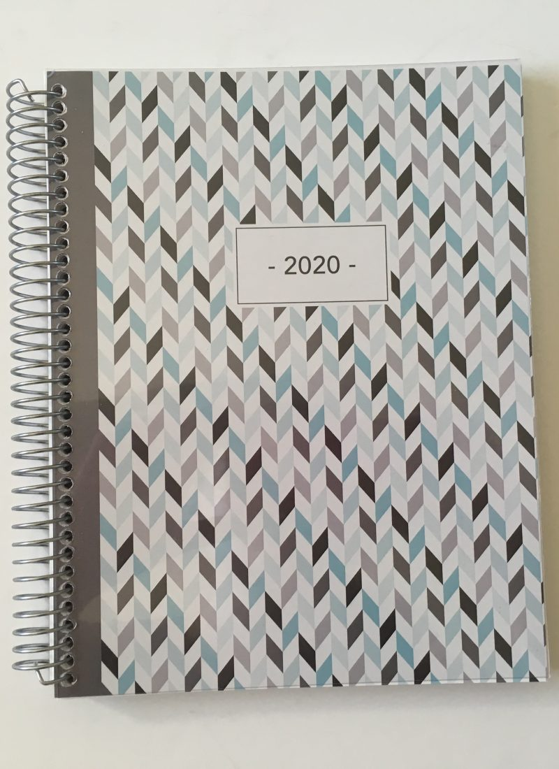 SHP Planner review horizontal weekly lined and unlined personalised custom cover simple minimalist colorful coil bound canadian alternative to plum paper erin condren_01