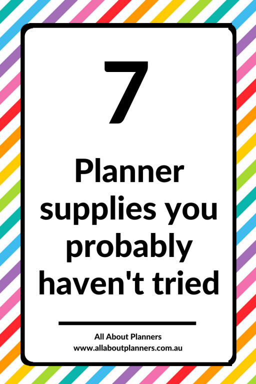 favorite stationery for planning planner supplies tips reviews inspiration ideas all about planners bullet journal bujo
