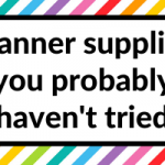 7 Planner supplies you probably haven't tried