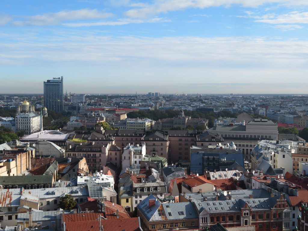 best viewpoints in riga st peters church tower september autumn tips recommendations itinerary
