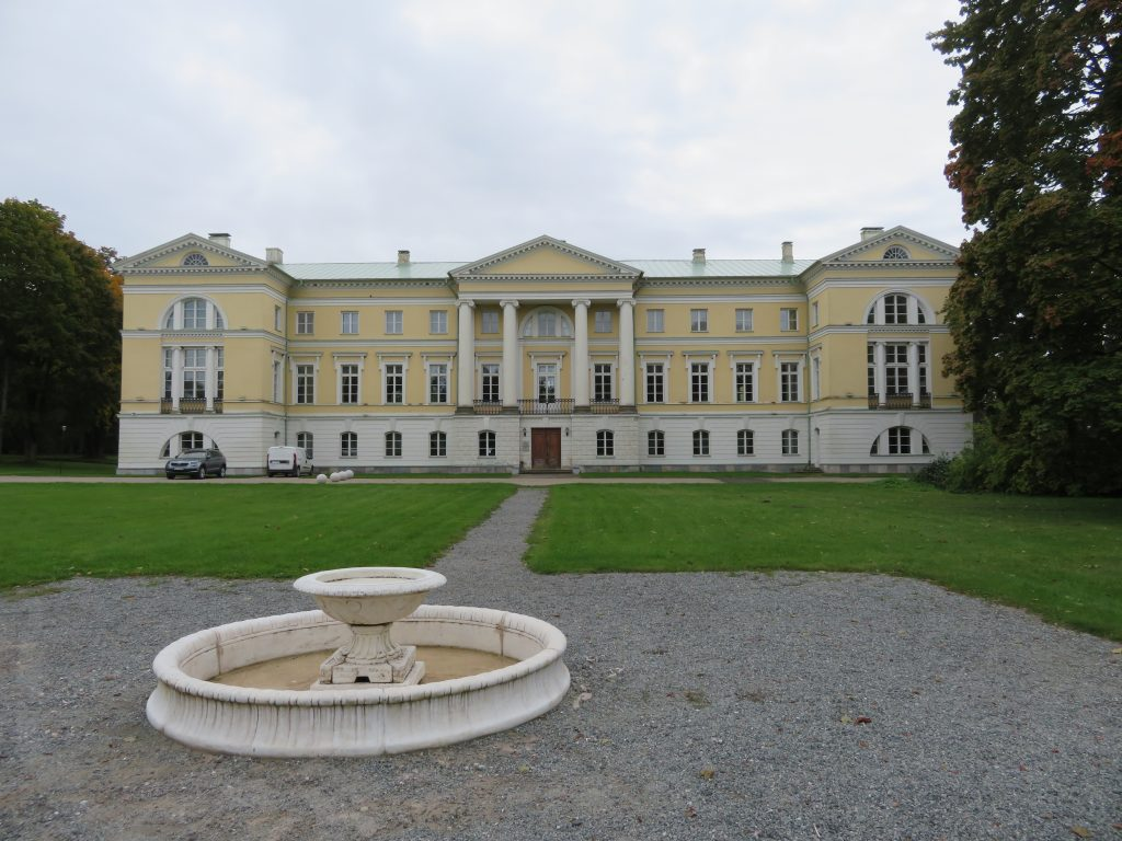 Mežotne Palace riga latvia day trip things to see and do disappointing day trip from riga