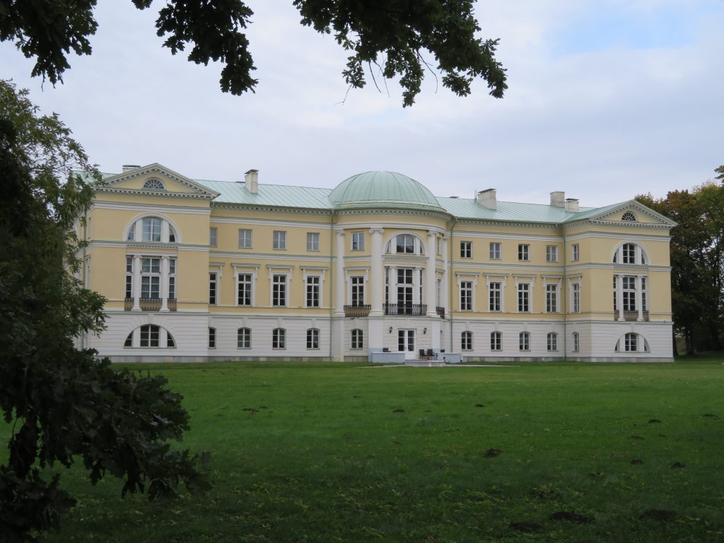 Mežotne Palace riga latvia day trip things to see and do