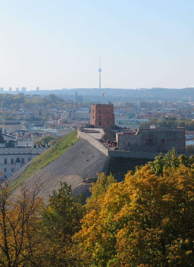 Best viewpoints in Vilnius, Lithuania (Free & Paid)