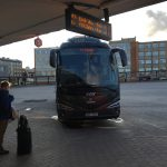 Lux Express Bus Review (best way to travel between the Baltic countries)