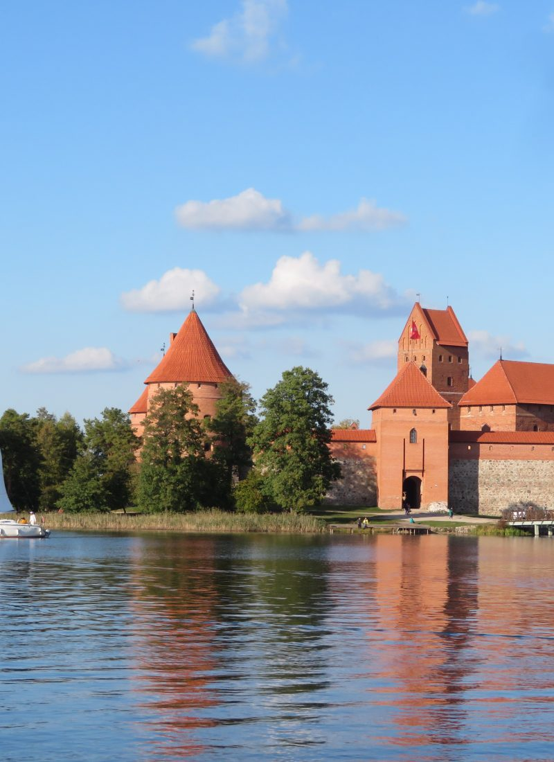 Trakai Castle day trip from Vilnius Lithuania things to see and do itinerary guide for visiting best day trips must see and do