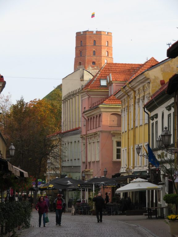 Vilnius lithuania things to see and do 3 day itinerary cobblestone streets guide where to stay and eat things to see and do
