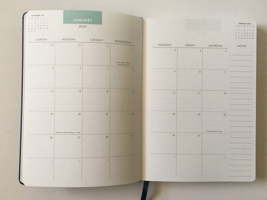 erin condren focused planner softbound review pros and cons pen testing minimalist color scheme a5 page size horizontal weekly layout monday start_10