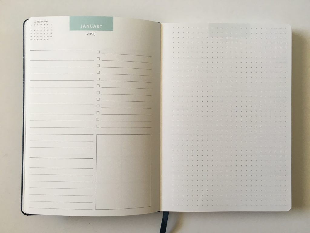 erin condren focused planner softbound review pros and cons pen testing minimalist color scheme a5 page size horizontal weekly layout monday start_11