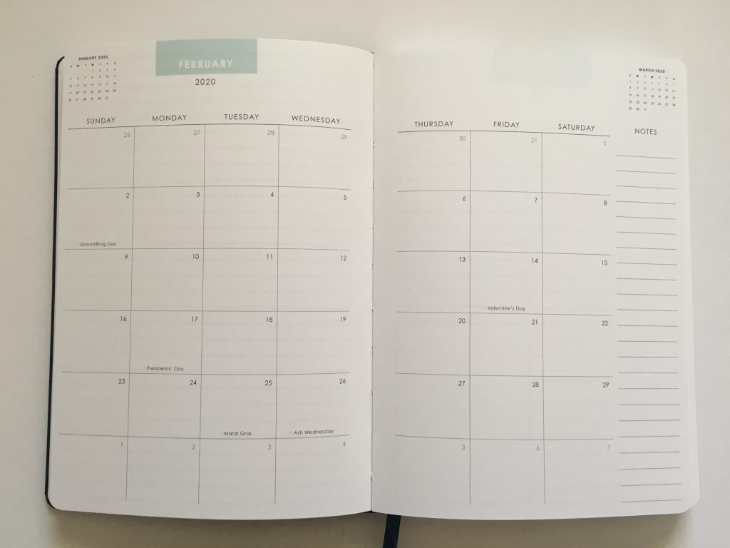 erin condren focused planner softbound review pros and cons pen testing minimalist color scheme a5 page size horizontal weekly layout monday start_26