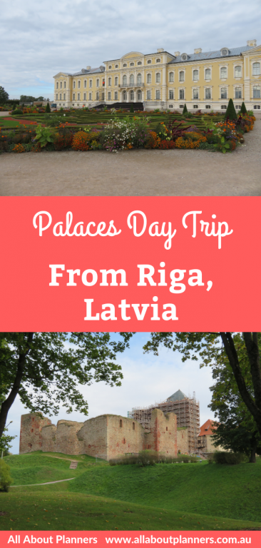 palaces day trip from riga latvia rundale palace bauska castle baltic states mezotne estate