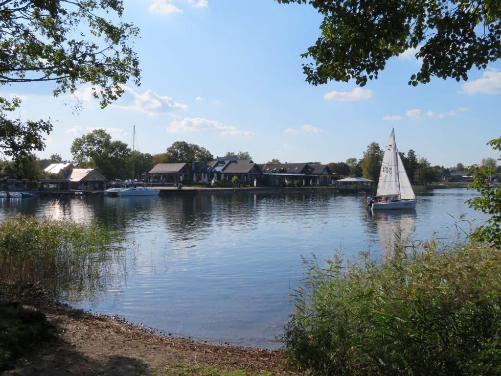 Trakai castle day trip from vilnius lithuania viator review september