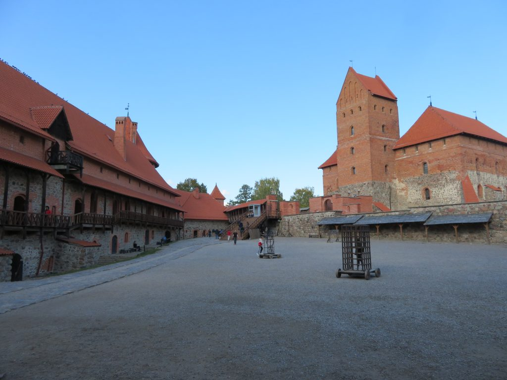Trakai castle day trip from vilnius lithuania viator review