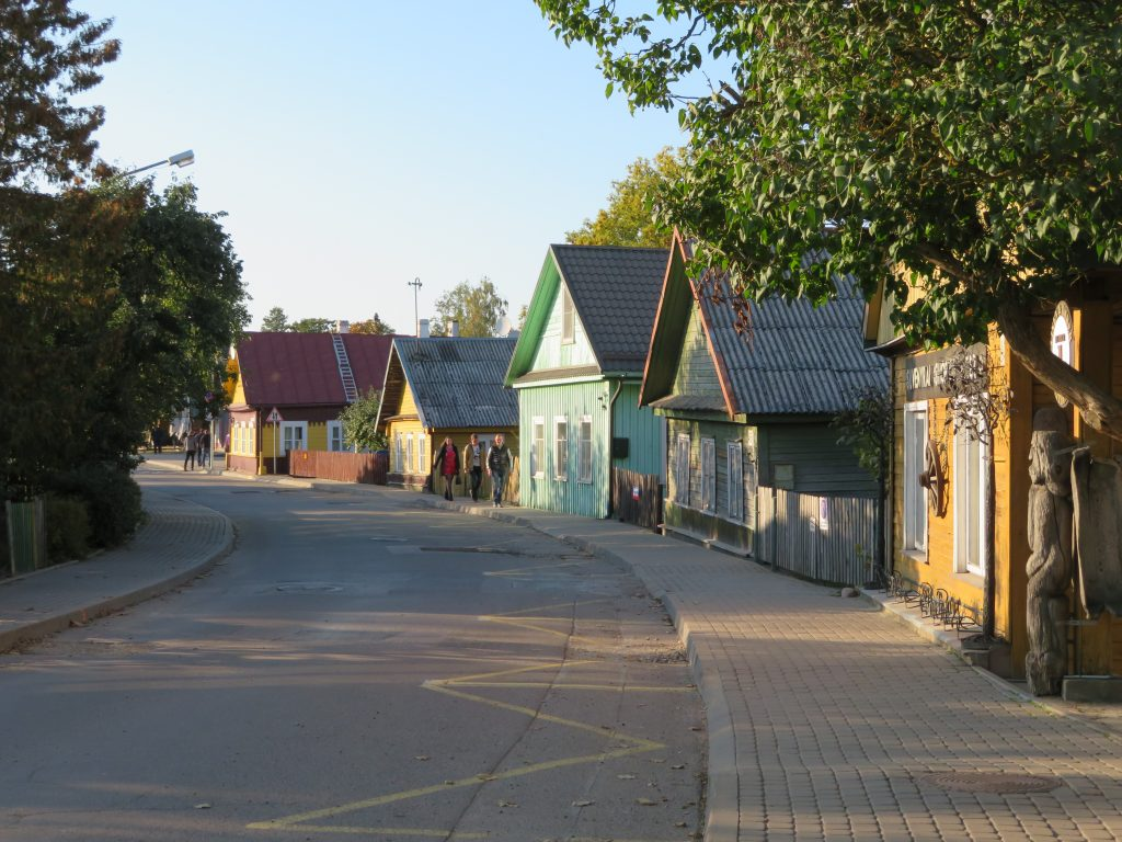 town of trakai easy half day trip from Vilnius Lithuania best day trips things to see and do
