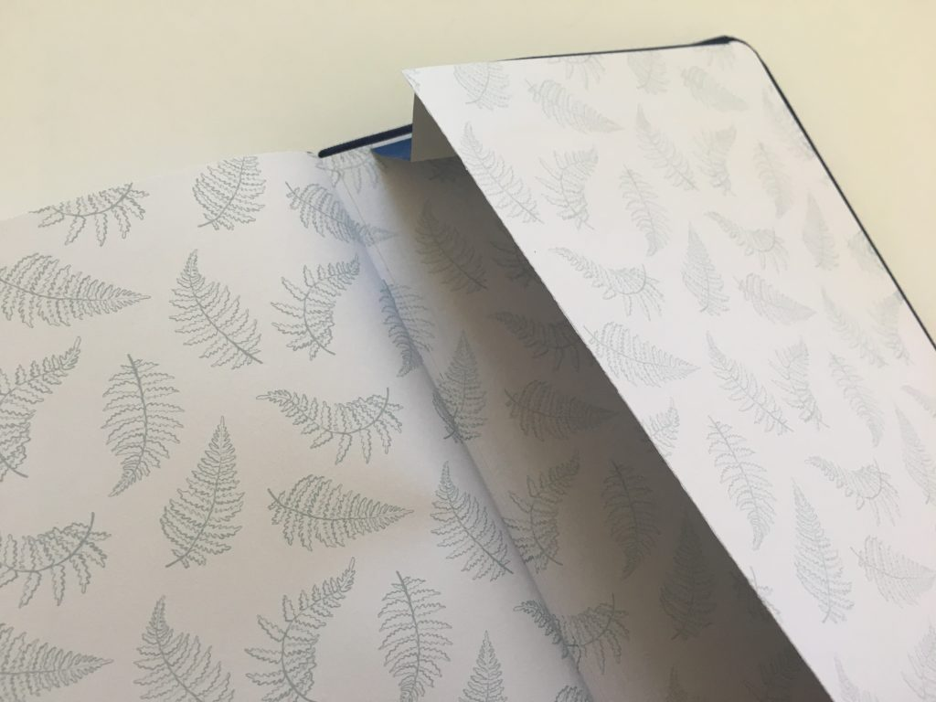 Tekukor dot grid notebook review 160 gsm thick paper no ghosting or bleed through highlighters pens stamps bright white paper cheaper alternative to archer and olive similar_07