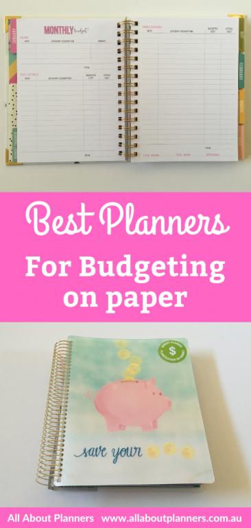 budget planner review recollections carpe diem mambi happy planner clever fox otto plum paper comparison