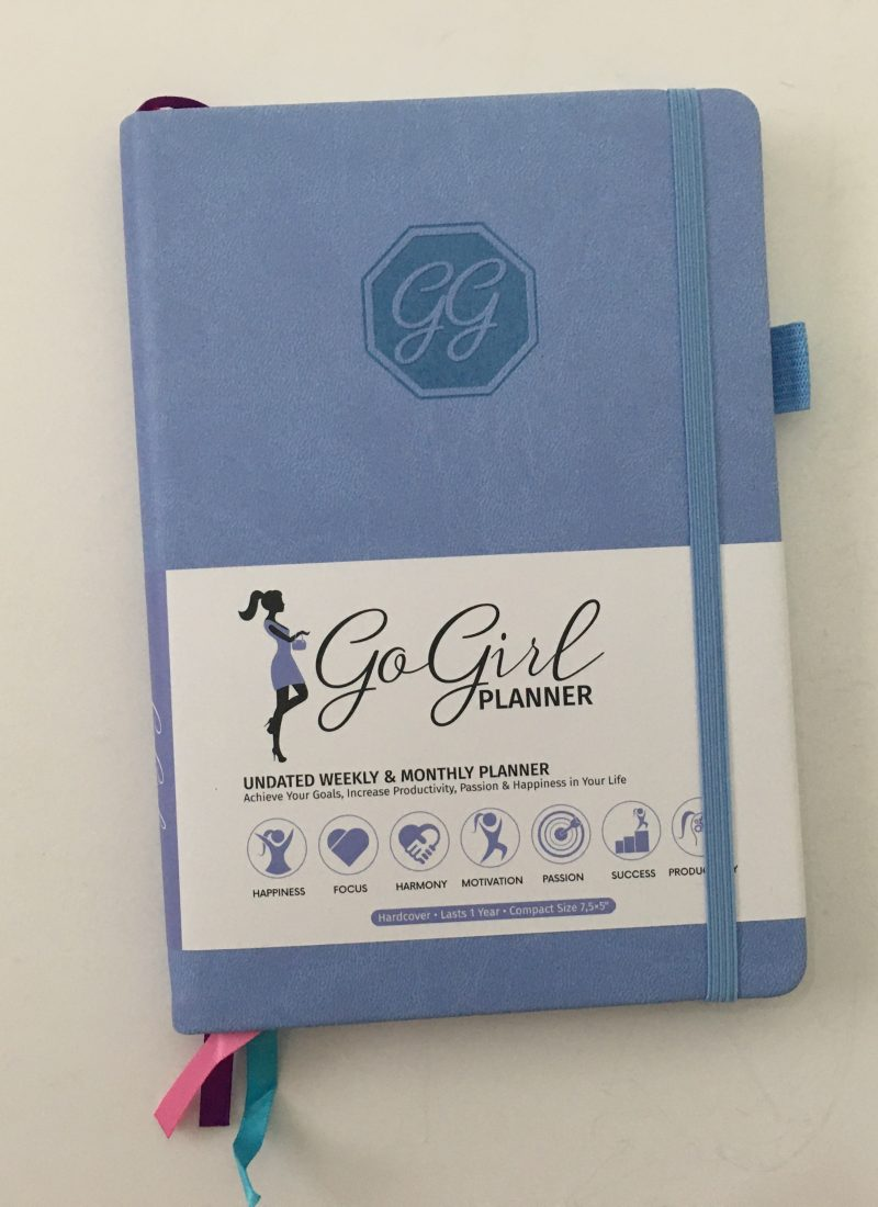 Go Girl Weekly Planner Review (Pros, Cons & Video Walkthrough)