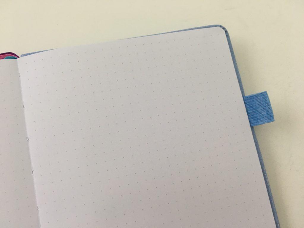 go girl planner review undated weekly monthly sewn bound horizontal lined goals habit tracker checklist bright white paper rainbow stickers pocket folder minimalist_18