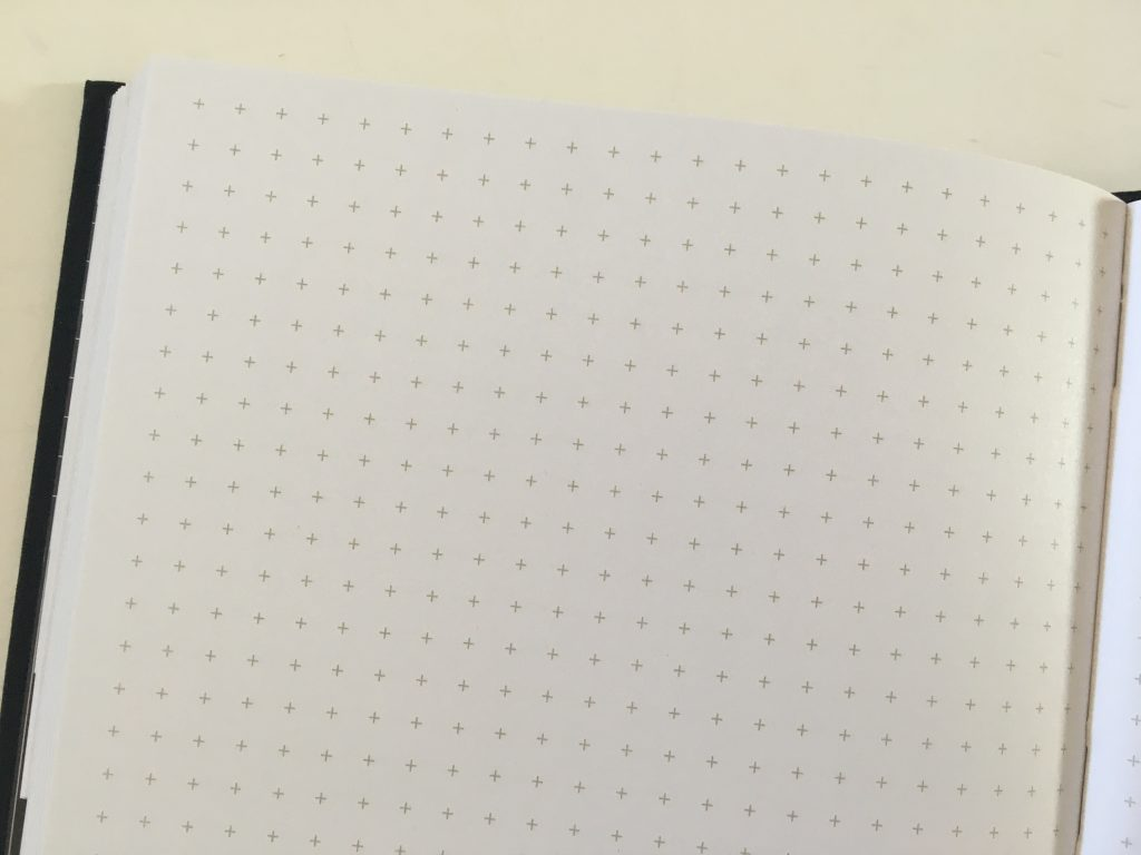 kikki k horizontal weekly planner review monday start lined unlined minimalist hardcover sewn bound 2 pages spread vertical list monthly calendar_14