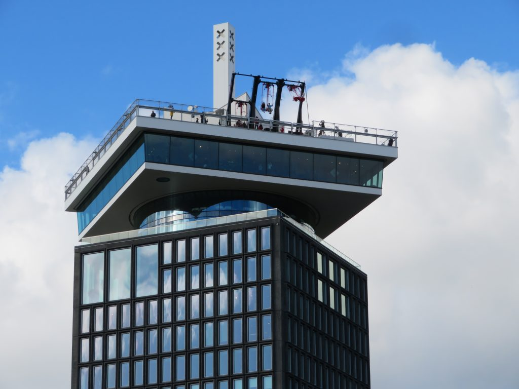 A'Dam lookout amsterdam netherlands best viewpoints lookouts things to see and do first time visitor