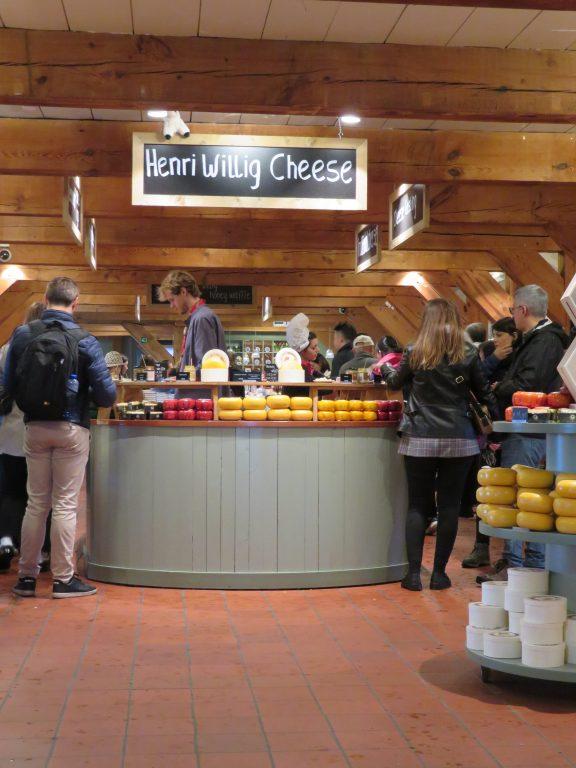 Henri Willig Cheese company zaanse schans half day trip from amsterdam netherlands