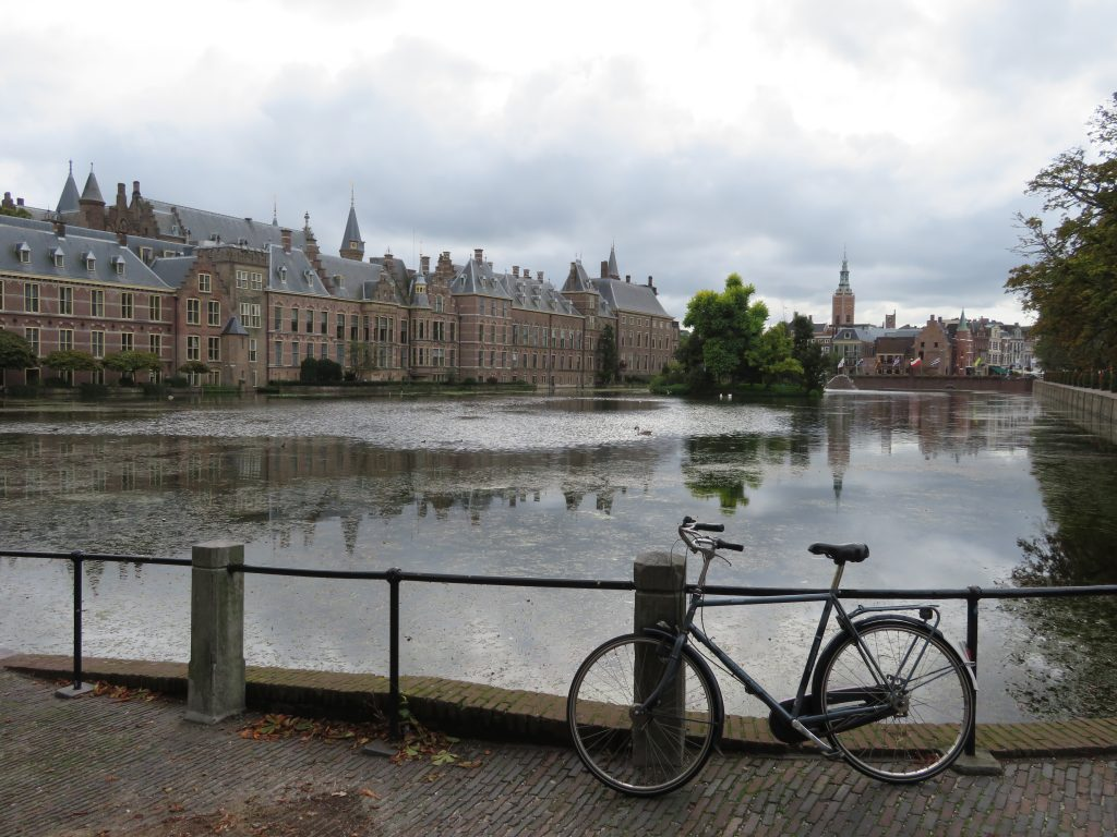 The Hague houses of parliament things to see and do half day trip from amsterdam netherlands october autumn