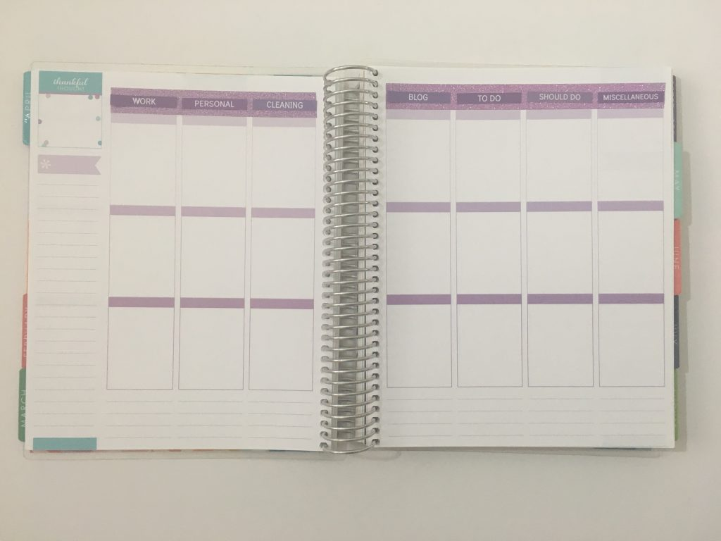 erin condren weekly planner hacks how to use an expired planner tips ideas inspiration simple quick all about planners