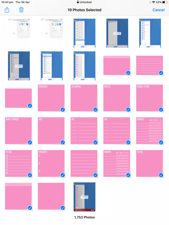 how to unzip zipped file folders on an ipad using izip free tool digital planner stickers printable use in goodnotes_10