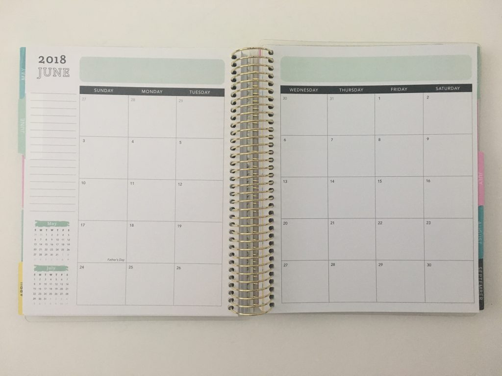 how to use an expired monthly calendar in your planner recollections simple tips hacks planning newbie ideas