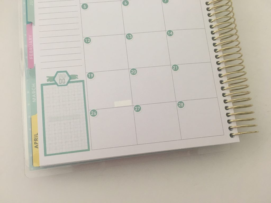 using an expired planner convert to current month recollections best planning tips