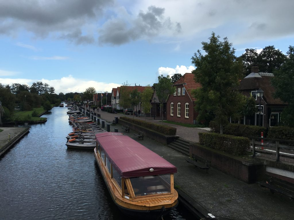 giethoorn netherlands day trip from amsterdam with enclosing dike viator day tour review