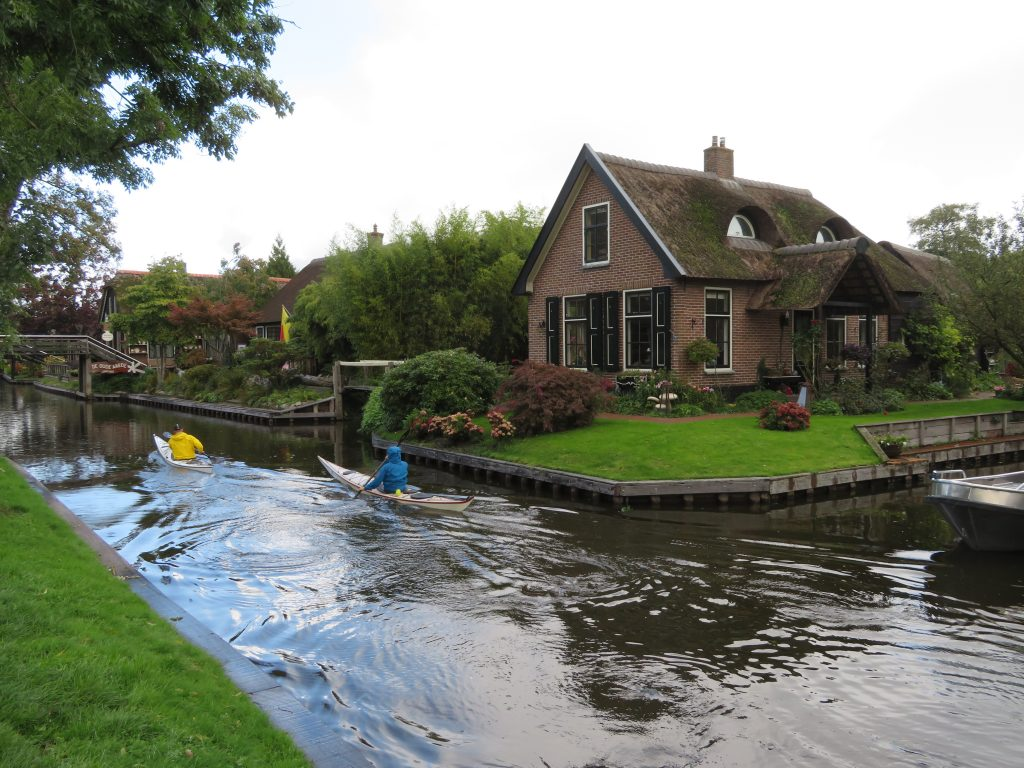 Giethoorn netherlands day trip from amsterdam with enclosing dike viator overrated honest review is it worth a visit bus tour