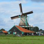 Day trip via train from Amsterdam to Zaanse Schans and The Hague