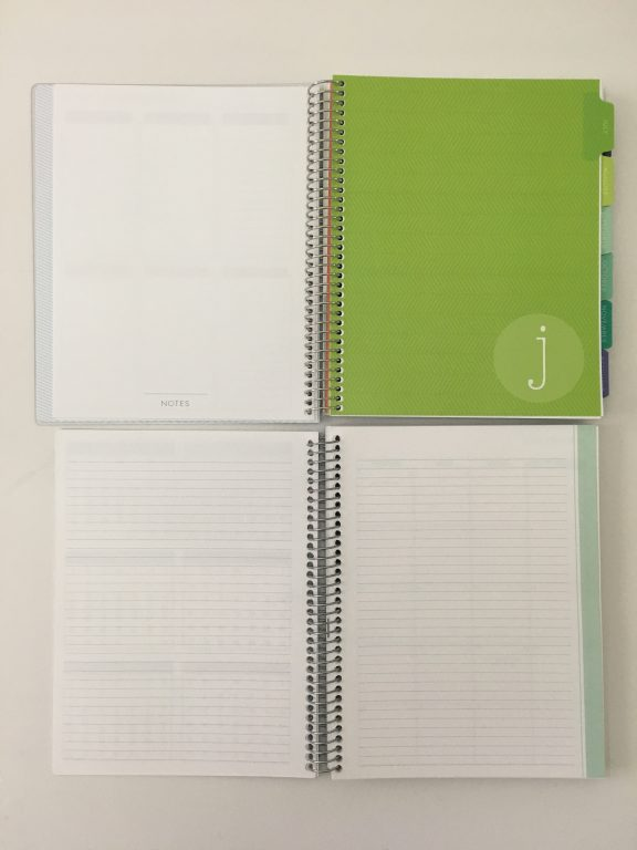 Plum Paper versus SHP Planner comparison weekly monthly spread price colors pros and cons video flipthrough pen test dupes cheaper alternative_04