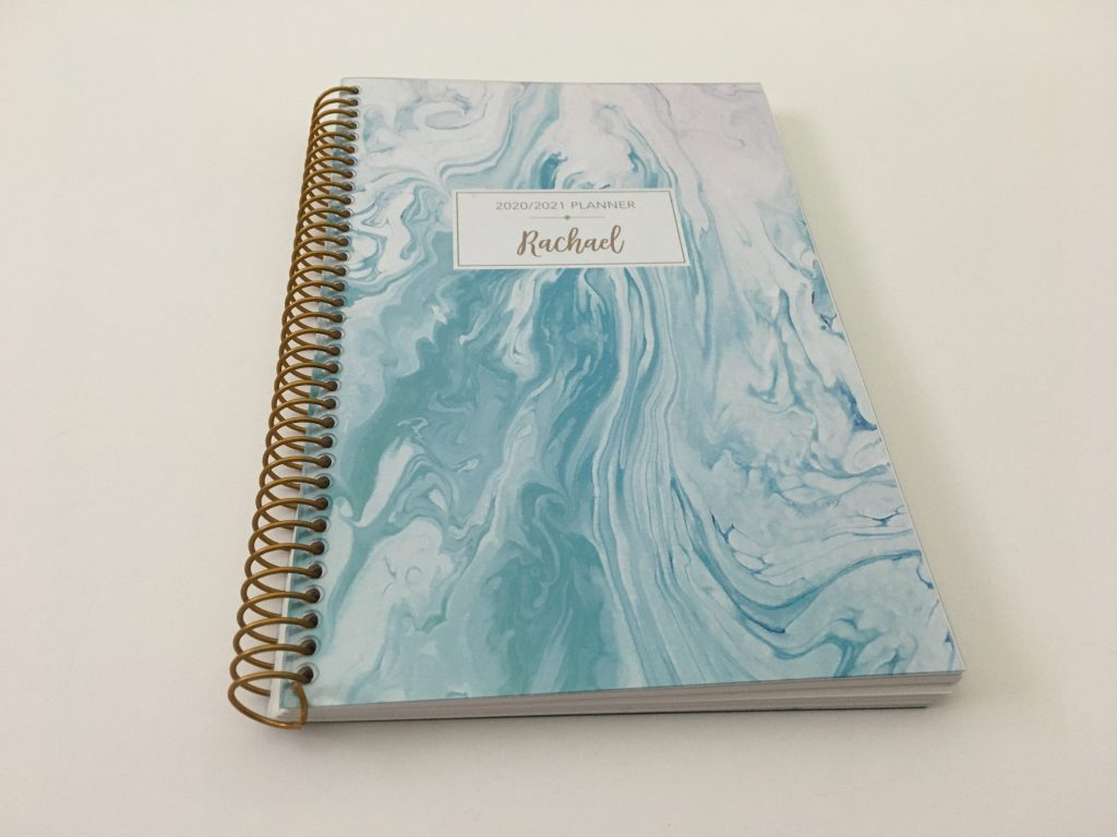 posy paper planner review weekly horizontal watercolor cover monday week start lined pastel similar alternative to plum paper personalised pen testing_01