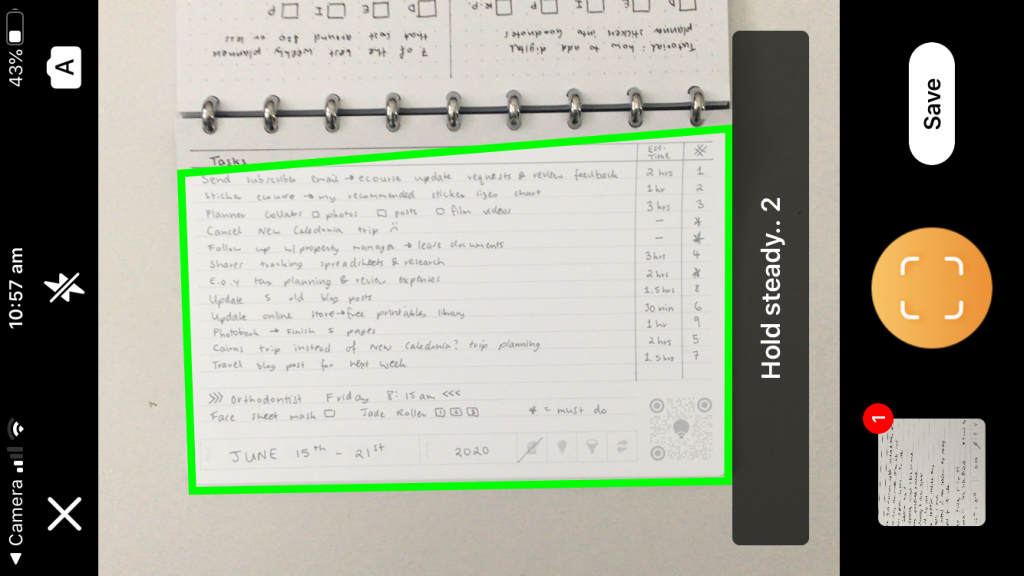 thinkers notebook app review discbound dot grid and lined notes all about planners bright white paper digital notetaking app