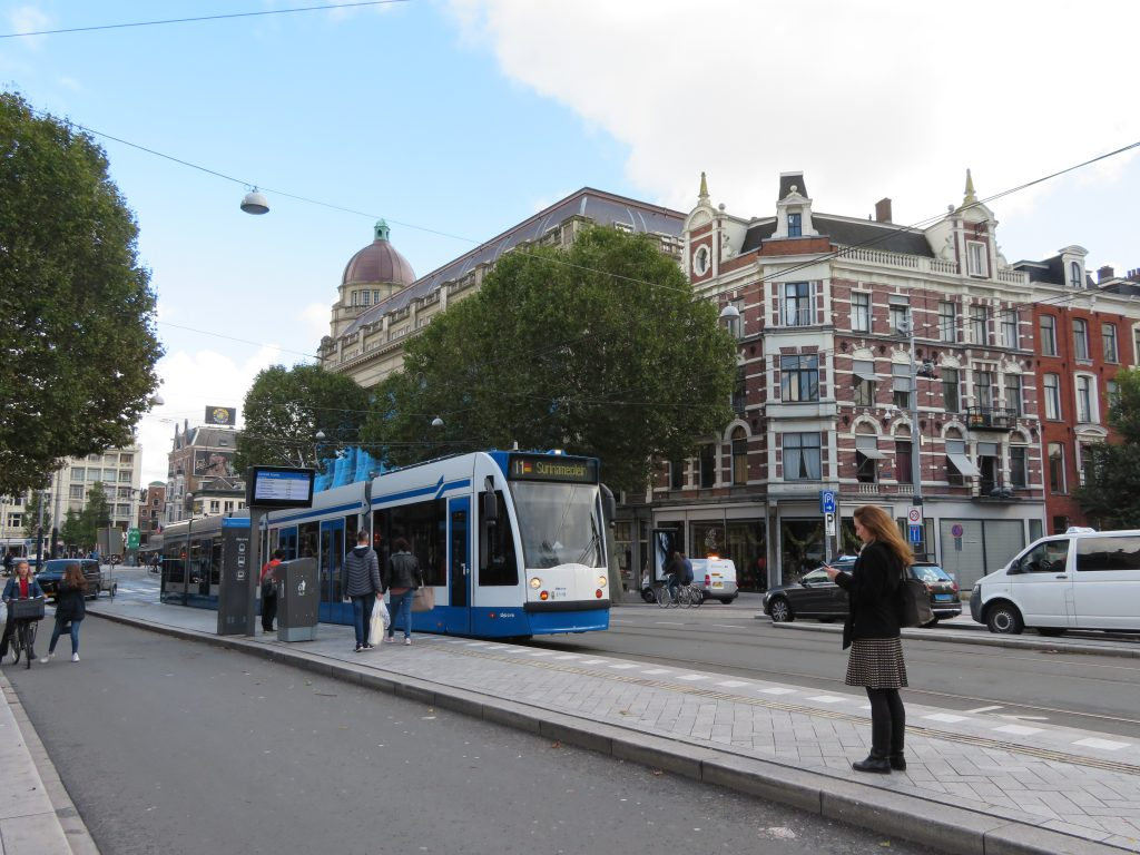 Amsterdam tram station best of the netherlands 5 day itinerary things to see and do photospots