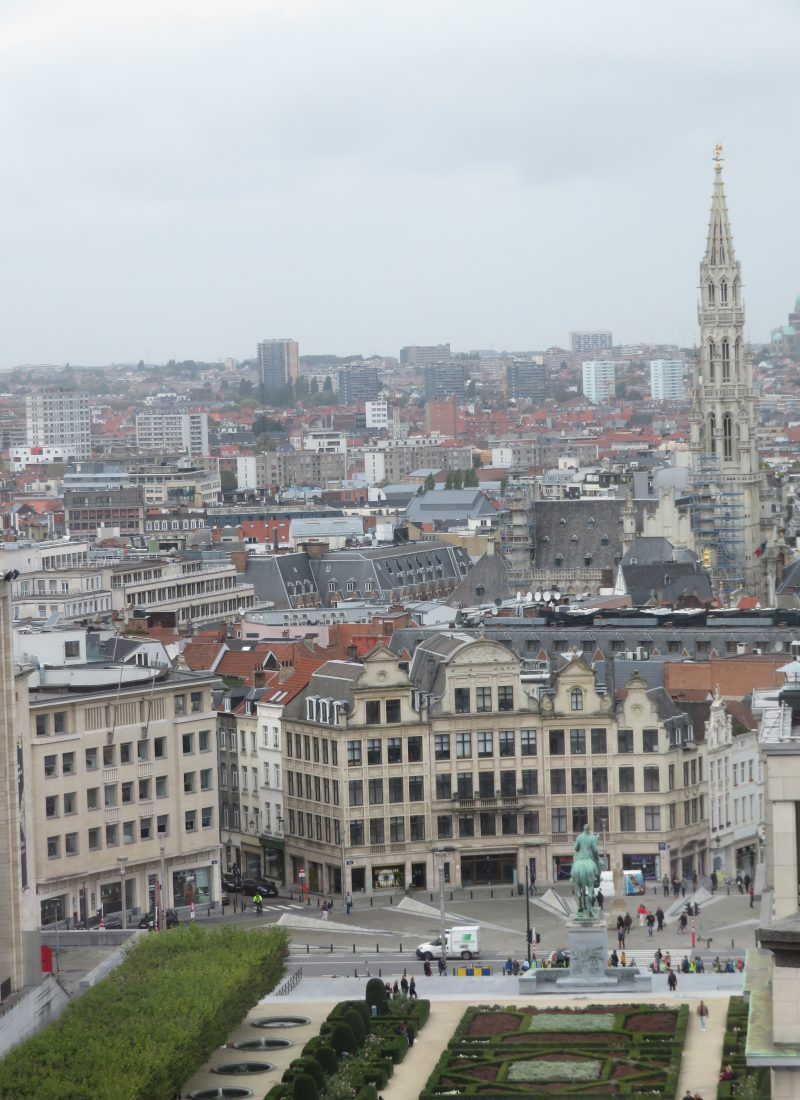 Museum of Magical Instruments viewpoint restaurant 10th floor best viewpoints in brussels over grand palace things to see and do itinerary