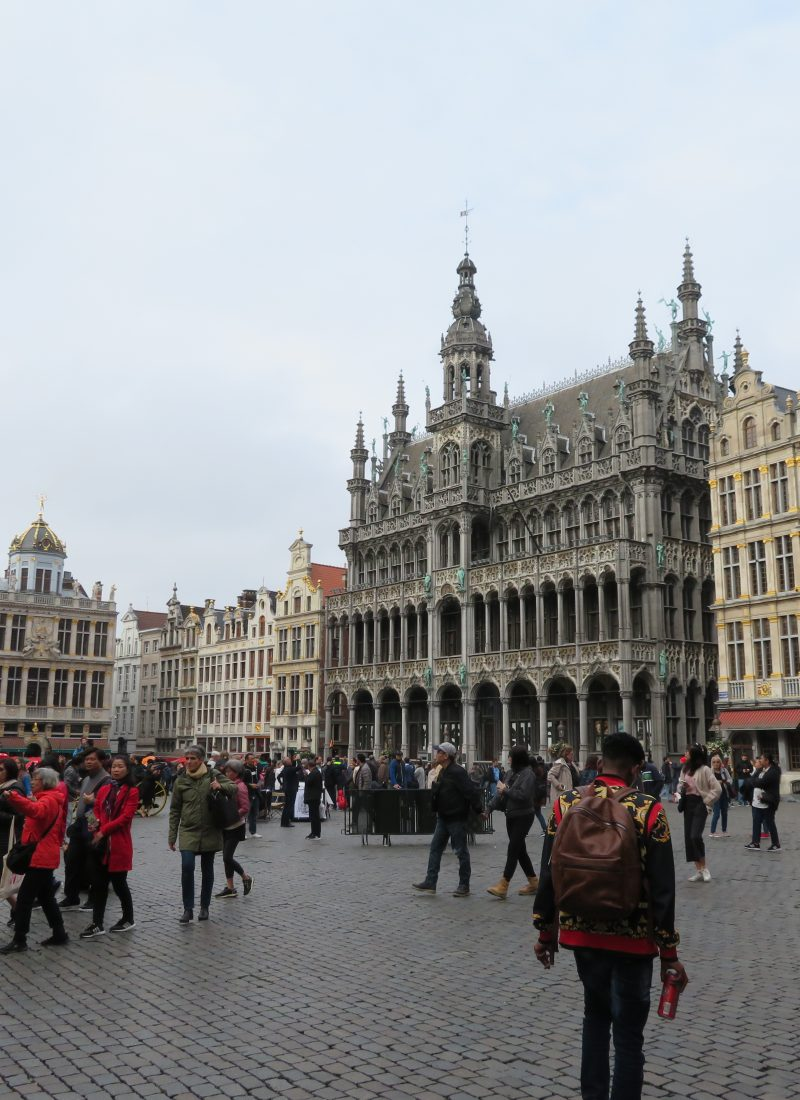 Best of Brussels in 2 days (Itinerary, where to eat, stay, things to see and do)