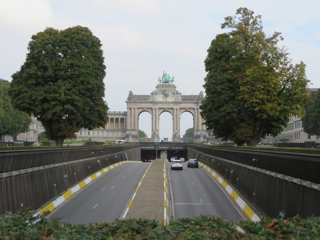 Parc du Cinquantenaire best viewpoints in Brussels belgium things to see and do photospots 2 day itinerary
