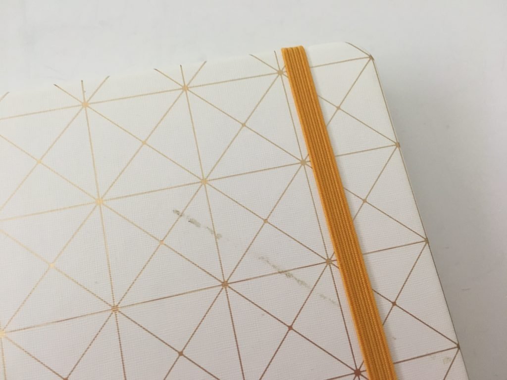 Miliko dot grid notebook review pros and cons pen testing pretty sewn bound bujo classy white cover 5mm dot grid white amazon pen testing paper quality_03