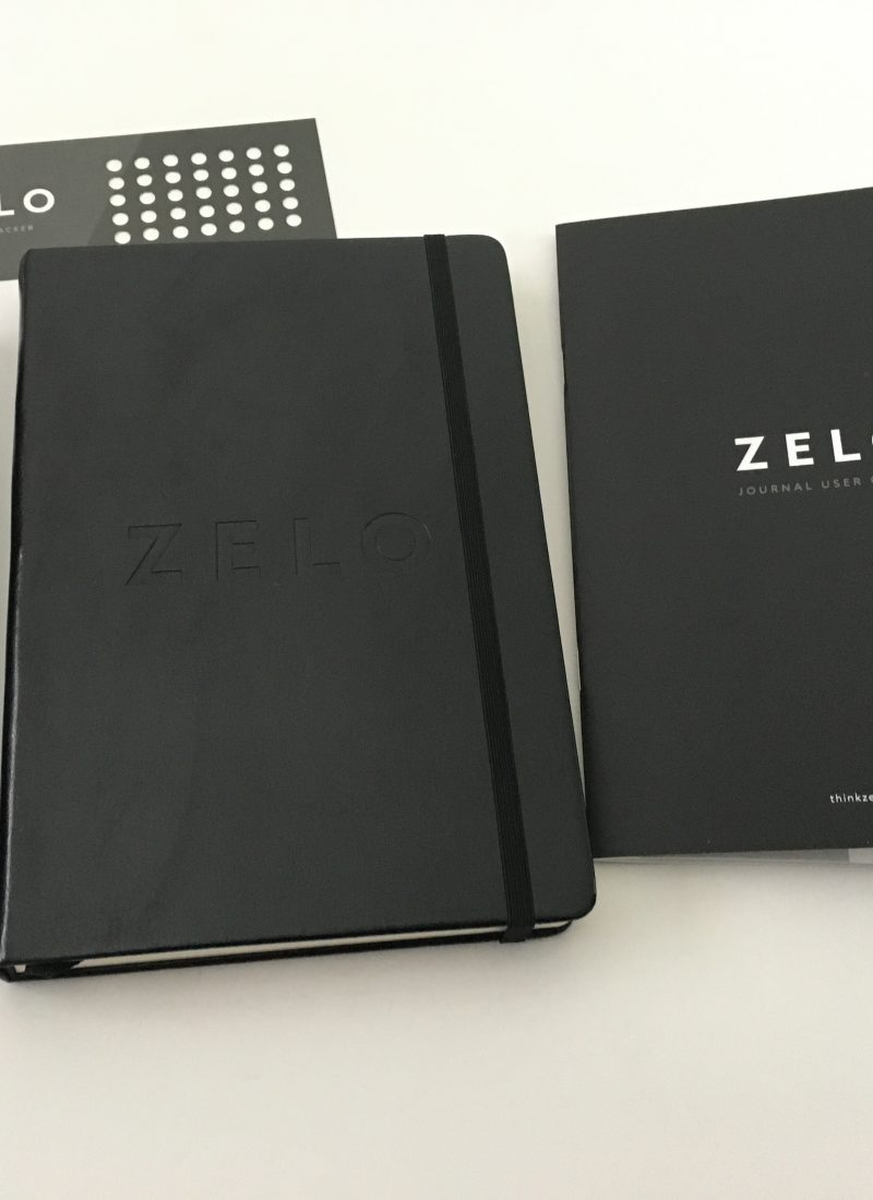 Zelo Journal daily planner review pros and cons sewn bound tips instructions no dated schedule task based minimalist gender neutral weekly overview review_08