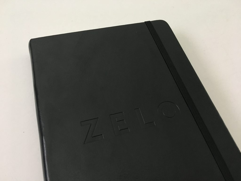 Zelo Journal daily planner review pros and cons sewn bound tips instructions no dated schedule task based minimalist gender neutral weekly overview review_09