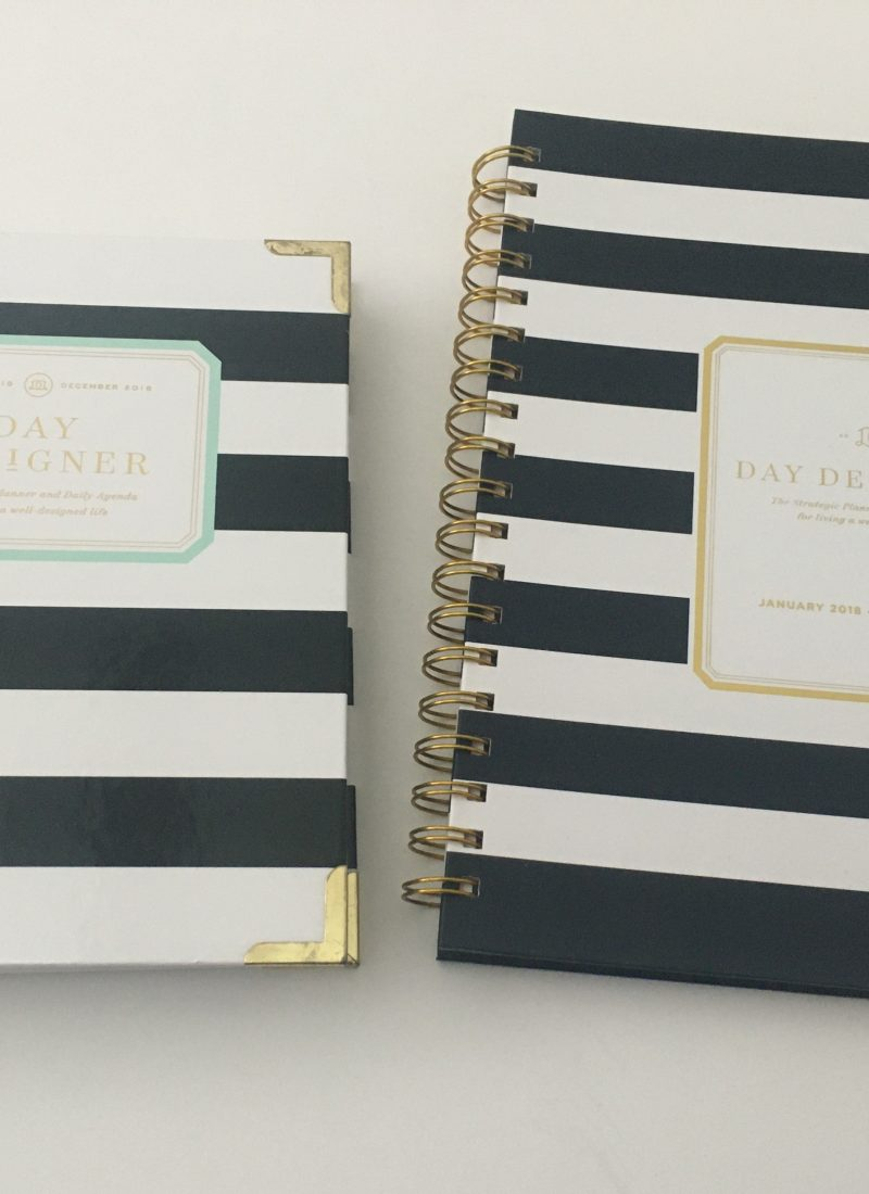 Day Designer for Blue Sky Planners versus the original Day Designer Planner: Which is better?