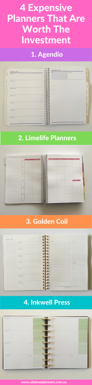 4 expensive planners that are worth the investment pros and cons buying guide finding planner peace all about planners recommendations tips favorites