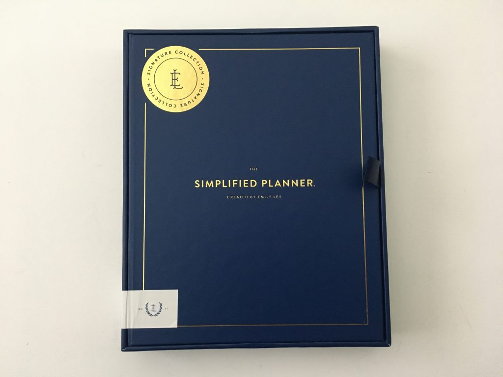 Emily ley weekly planner review pros and cons video rainbow horizontal monday start hardbound is it worth the cost video flipthrough all about planners_01