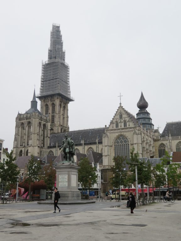 The Cathedral of our Lady antwerp viewpoint things to see and do half day trip from brussels on the train
